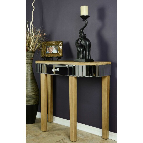 House Of Hampton Brown Console Tables