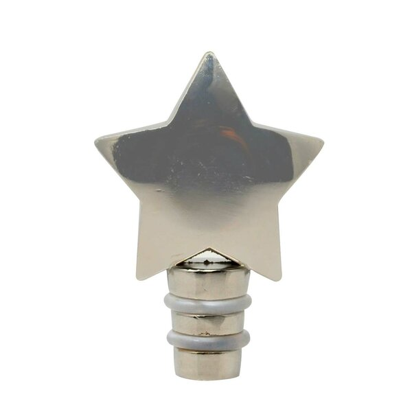 Haas Star Bottle Stopper by The Holiday Aisle