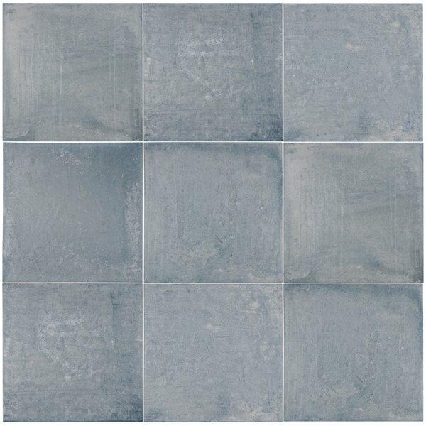 Rustilo 13 x 13 Porcelain Field Tile in Gray by EliteTile