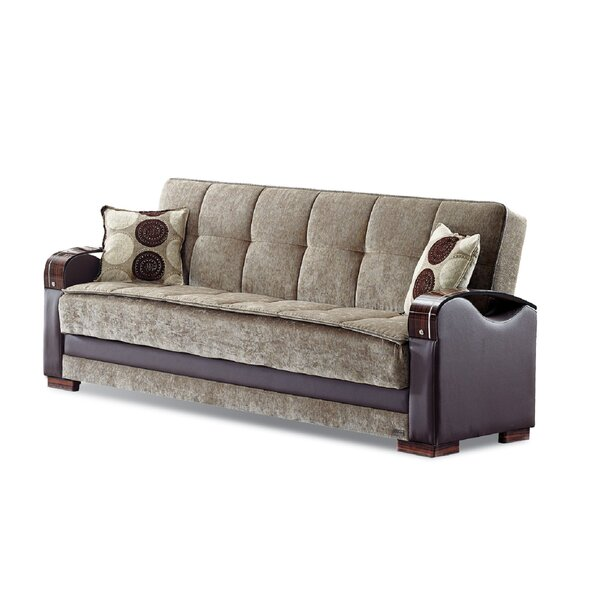 Fresh Look Shingadia Convertible Sofa by Winston Porter by Winston Porter