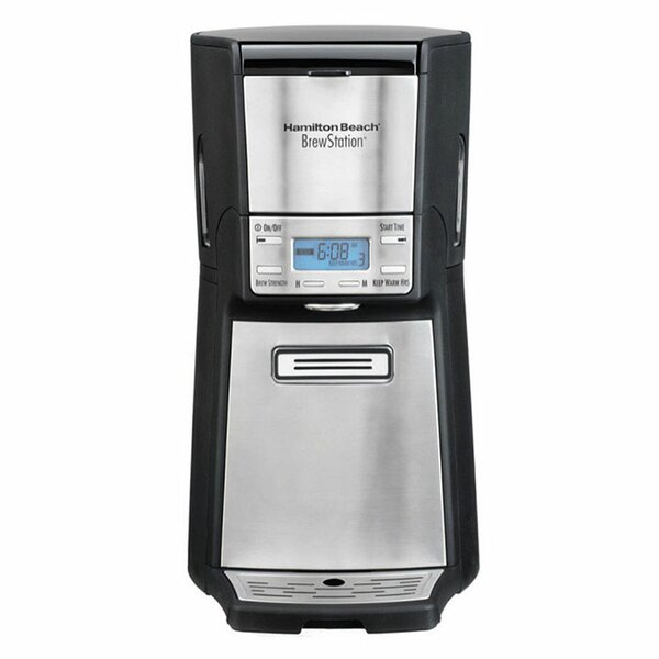 Brewstation Summit Ultra 12-Cup Programmable Coffee Maker by Hamilton Beach