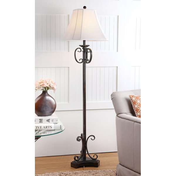 Isabella 63 Floor Lamp by Safavieh
