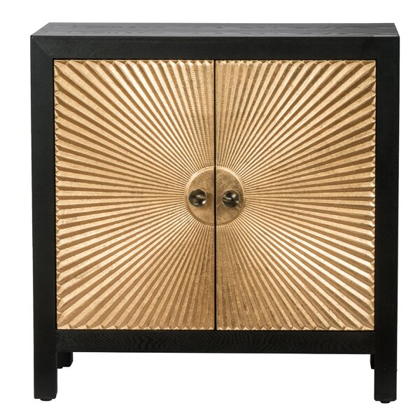 Showunmi 2 Door Accent Cabinet by World Menagerie World Menagerie