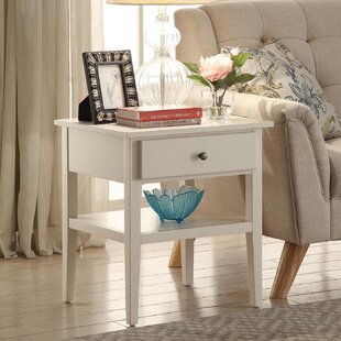 Inexpensive Celina End Table With Storage By Homestyle Collection
