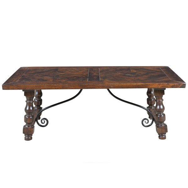 Looking for Cullens Solid Wood Dining Table By Fleur De Lis Living Spacial Price