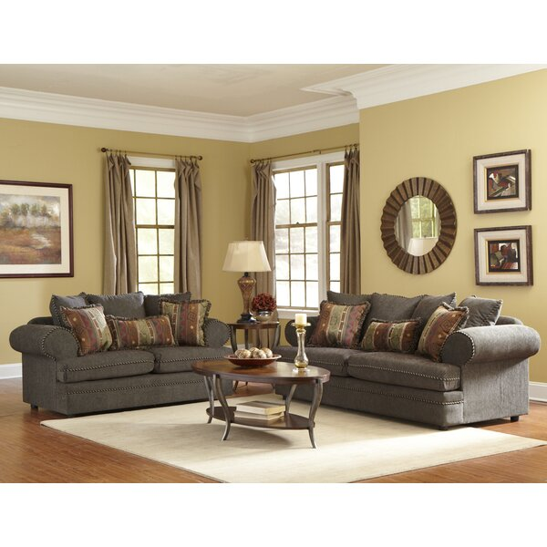 Hades Configurable Living Room Set by Flair