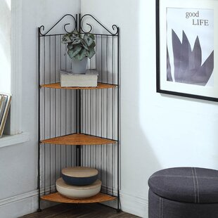 Searching for Sonia Corner Unit Bookcase By Winston Porter