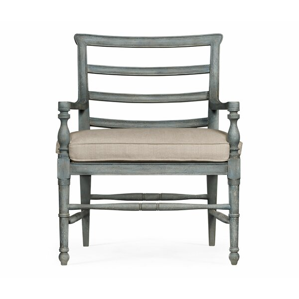 Florennes Solid Wood Dining Chair by Jonathan Charles Fine Furniture
