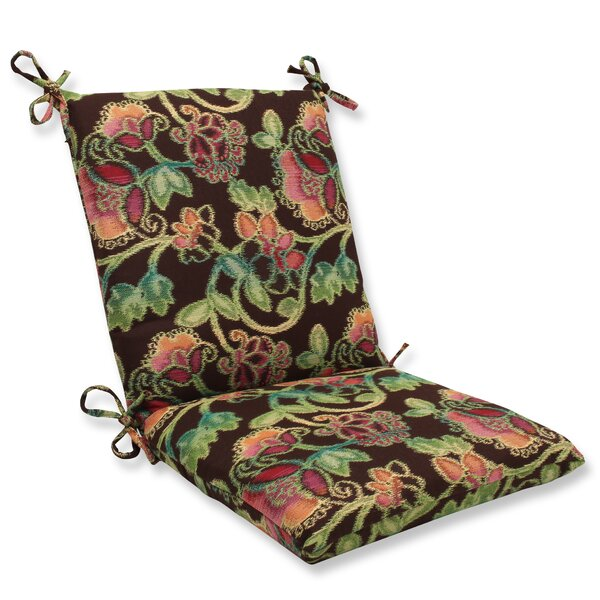 Vagabond Indoor/Outdoor Sunbrella Lounge Chair Cushion by Pillow Perfect
