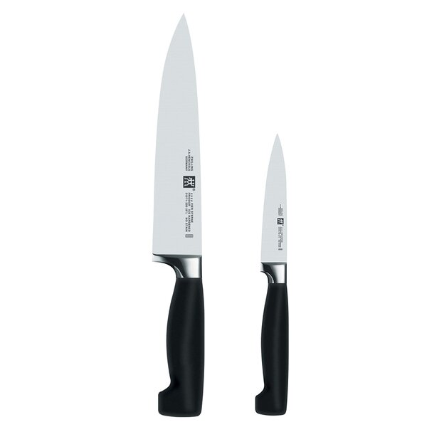 Four Star 2 Piece The Must Haves Knife Set by Zwilling JA Henckels