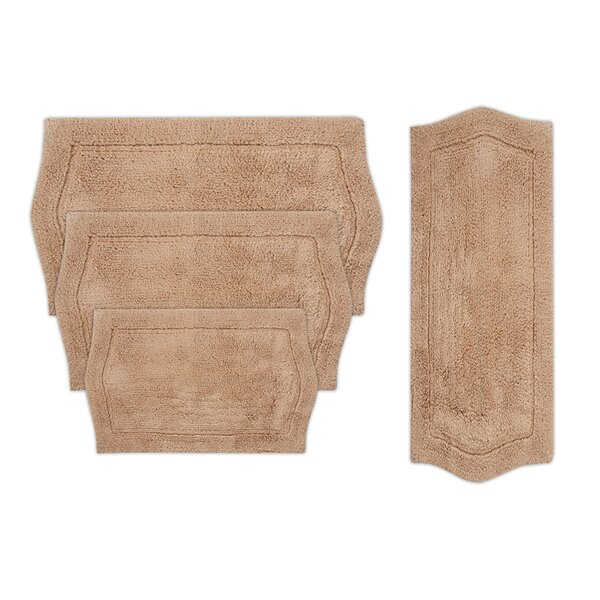 Shera 4 Piece Bath Rug Set by Darby Home Co