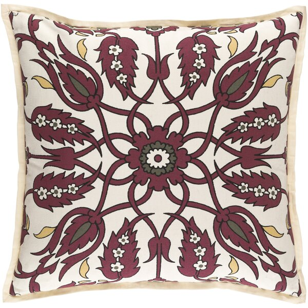 Oriole Throw Pillow Cover by Red Barrel Studio