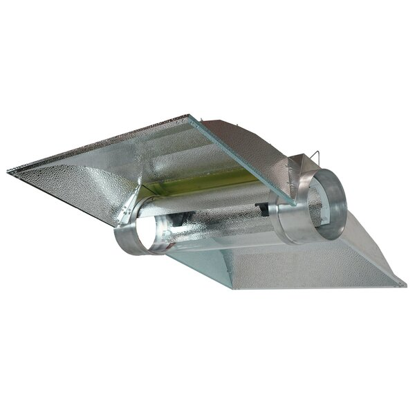 Air Cooled Hood Double Ended Reflector Grow Light by Hydroplanet