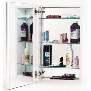 Savings 15 x 25 Recessed Medicine Cabinet ByAlno Inc