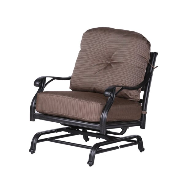 Germano Patio Chair with Cushion by Darby Home Co