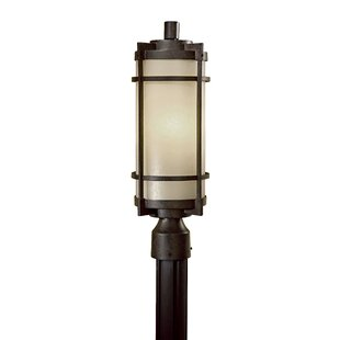 Read Reviews Mirador Outdoor 1-Light Lantern Head By Great Outdoors by Minka