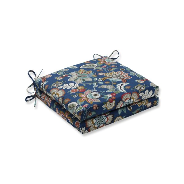 Indoor Lounge Chair Cushion (Set of 2) by Alcott Hill