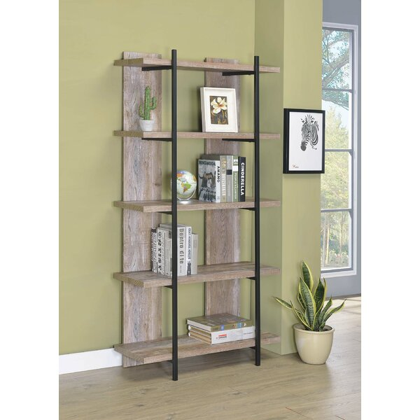 Amina Etagere Bookcase By Millwood Pines