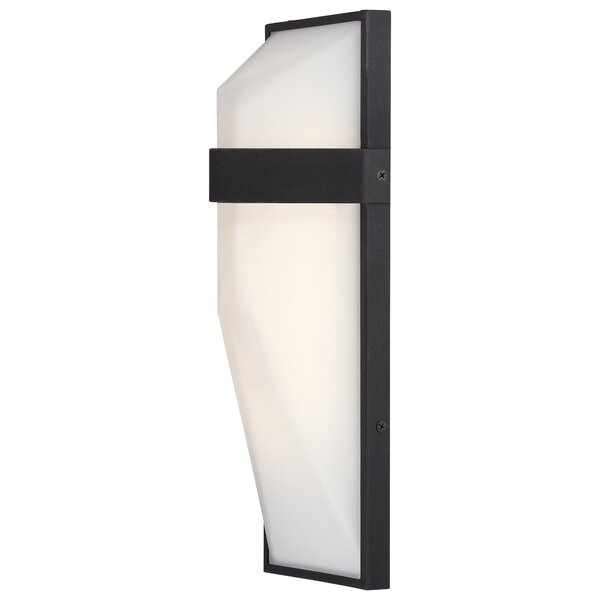 LED Outdoor Flush Mount by George Kovacs by Minka