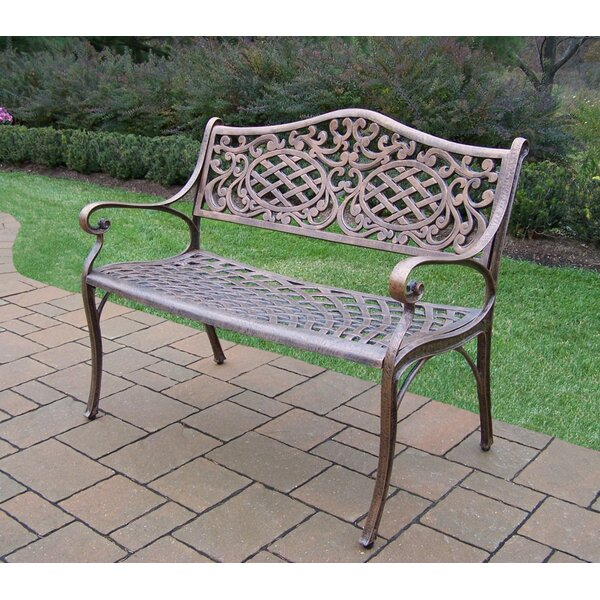 Mcgrady Settee Bench by Astoria Grand Astoria Grand