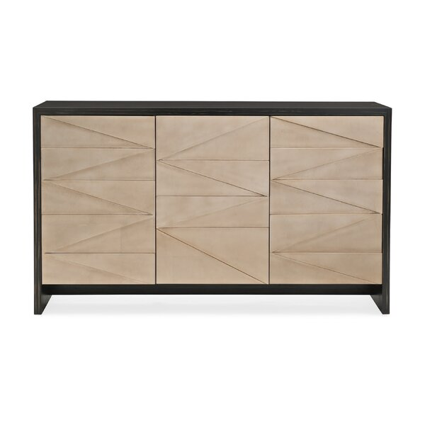 Modern Edge Vector Sideboard by Caracole Modern Caracole Modern