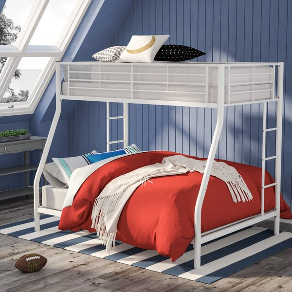 Gillen Twin Over Full Bunk Bed by Viv + Rae