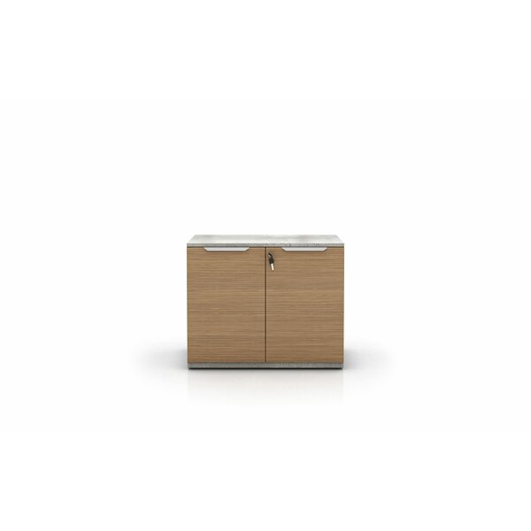 Raylee Concrete Nightstand by Brayden Studio