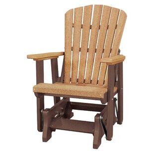 Magnificent Patio Wood Glider Wayfair Spiritservingveterans Wood Chair Design Ideas Spiritservingveteransorg