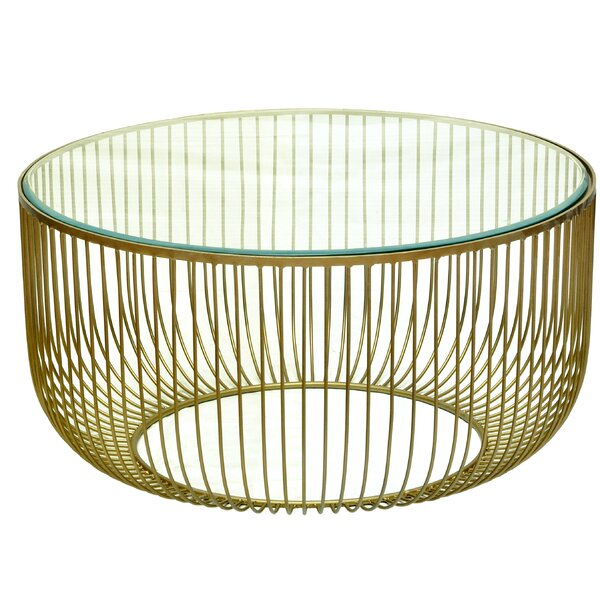 Dunkelberger Frame Coffee Table By Mercer41