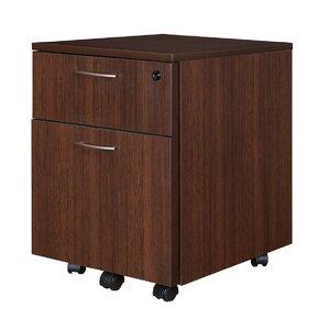Sandia Low Mobile Box/File Pedestal File