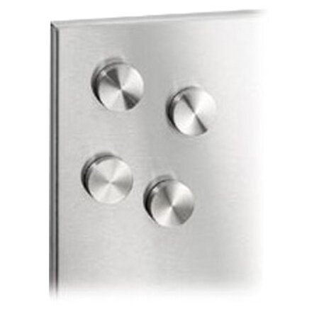 Muro Magnets (Set of 4) by Blomus
