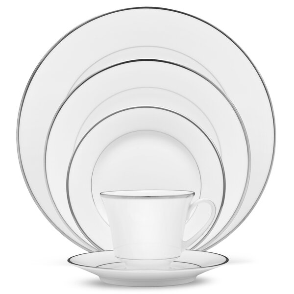 Spectrum 5 Piece Place Setting, Service for 1 by Noritake