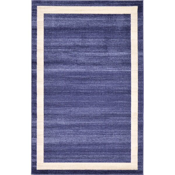 Christi Blue/Beige Area Rug by Orren Ellis