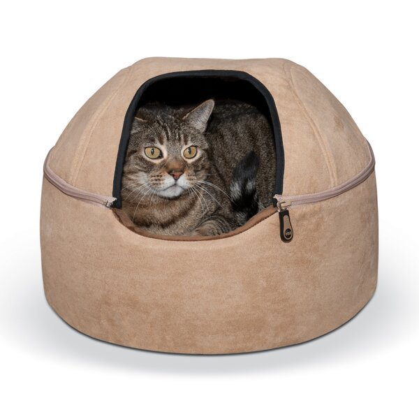 Kitty Hooded/Dome Bed by K&H Manufacturing