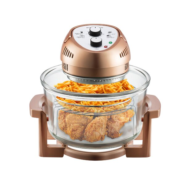 16 Liter Oil-Less Air Fryer by Big Boss