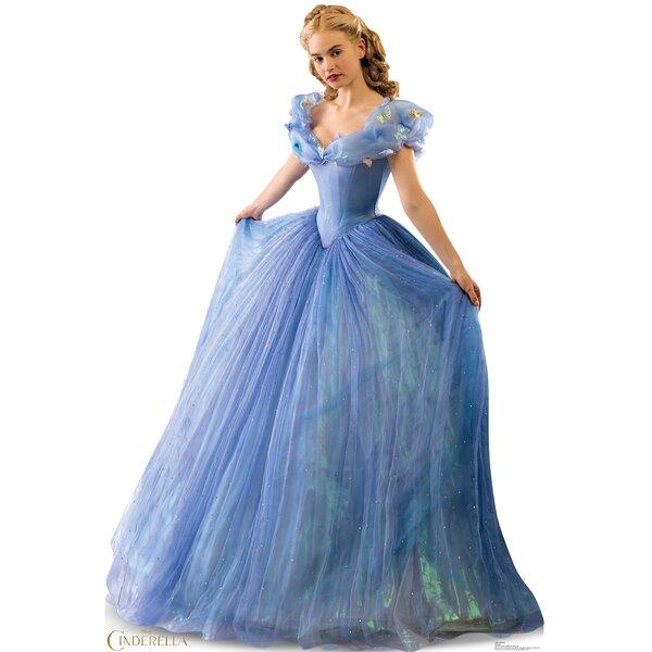 Cinderella 2015 Cinderella Ball Gown Cardboard Standup by Advanced Graphics