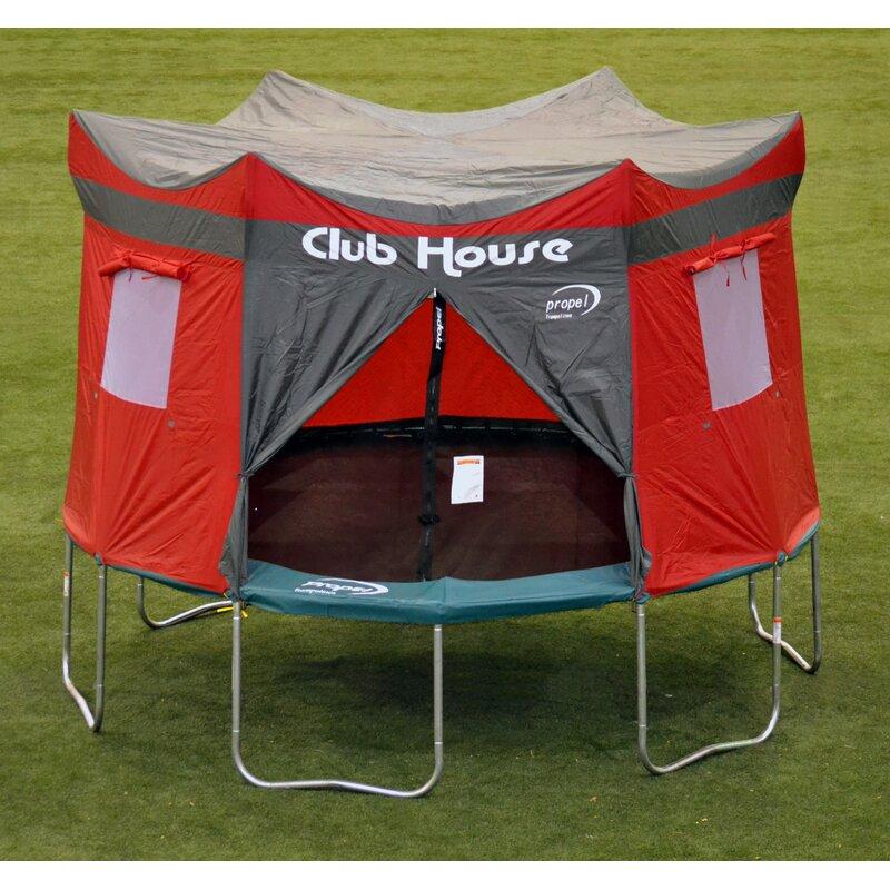Propel Trampolines Propel Tent Maroon 14/' P14-6TT 14