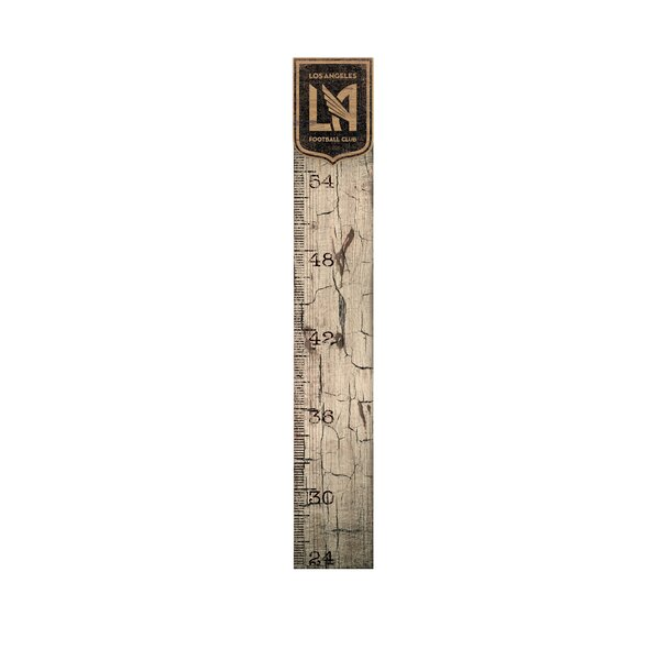 Los Angeles FC Sign Growth Chart by Fan Creations