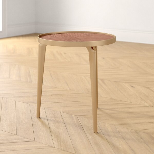 Jason 3 Legs End Table by Foundstone Foundstone