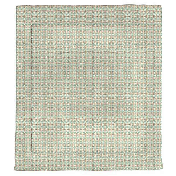 Avicia Lined Diamonds Single Reversible Comforter