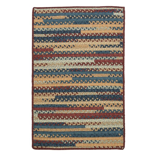 Market Mix Rectangle Summer Area Rug by Colonial Mills