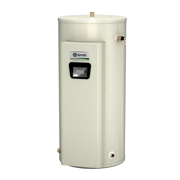 DVE-52-6 Commercial Tank Type Water Heater Electric 52 Gal Gold Xi Series 6KW Input by A.O. Smith