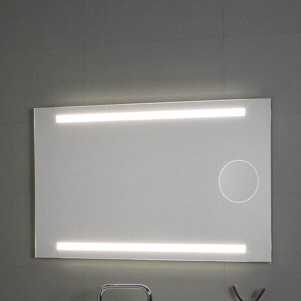 Okkio Lighted LED Wall Mirror