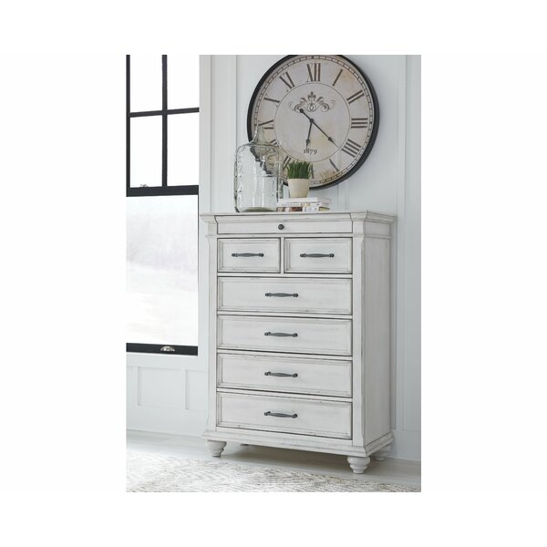 Conard 7 Drawer Chest by Ophelia & Co.