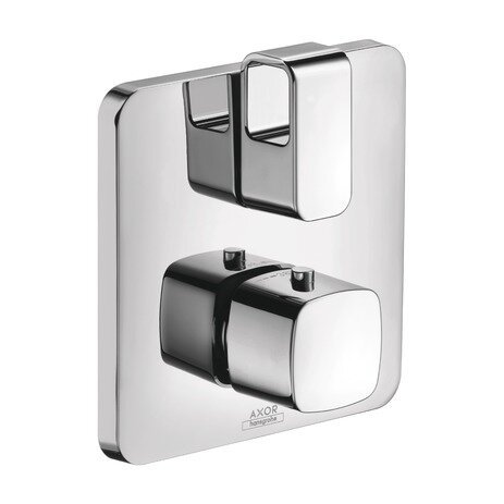 Axor Urquiola Trim Thermostatic with Volume Control by Axor
