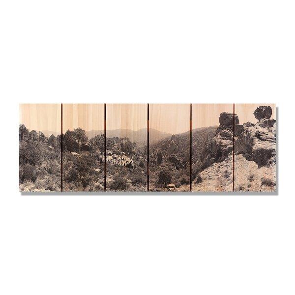 Rocky Ravine Photographic Print by Gizaun Art