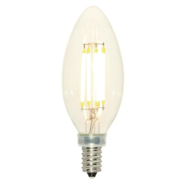 4W E12 Dimmable LED Candle Light Bulb by Westinghouse Lighting