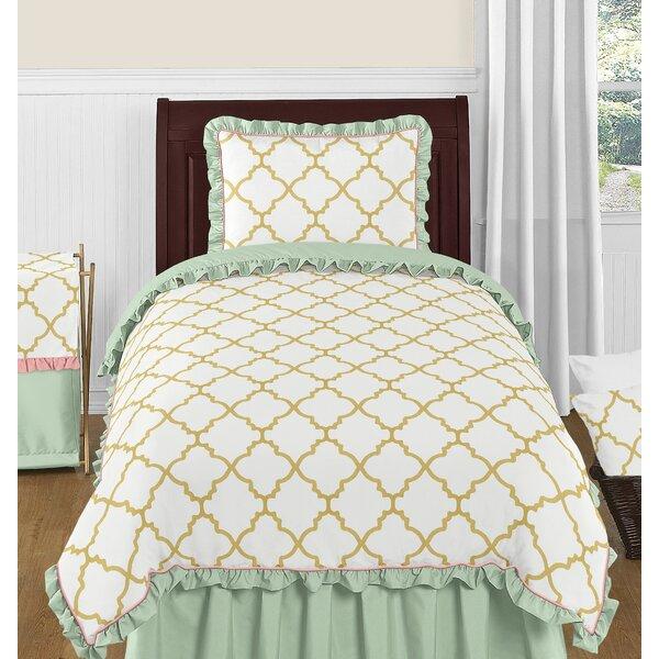 Ava 4 Piece Comforter Set by Sweet Jojo Designs
