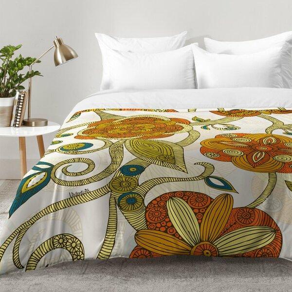 Flowers Comforter Set