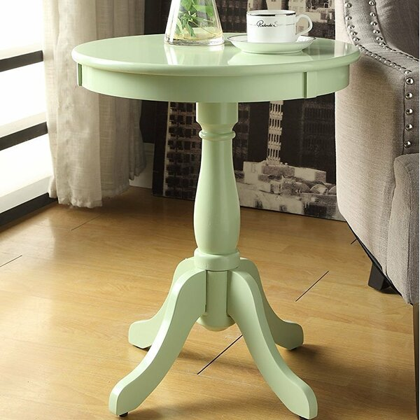 Hundley Cottage End Table by August Grove